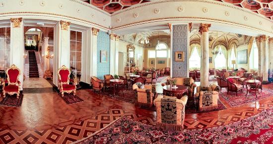 Grand Hotel Villa Serbelloni : Lobby