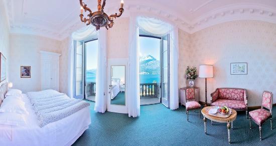 Grand Hotel Villa Serbelloni: Deluxe Room