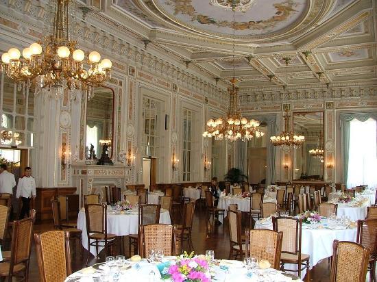 Grand Hotel Villa Serbelloni : Restaurant