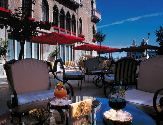 Bauer Palazzo : Venezia Grand Canal Bar Terrace