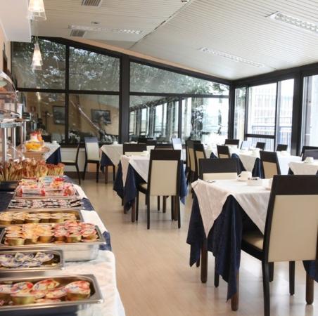 Hotel Aosta - Gruppo MiniHotel: Hotel Aosta Mini Hotel Milano Breakfast Buffet