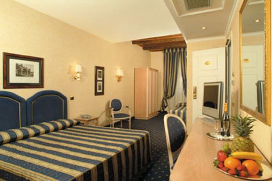 Valle Hotel: Guest Room