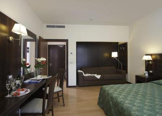 Quality Hotel Delfino Venezia Mestre: Guest Room