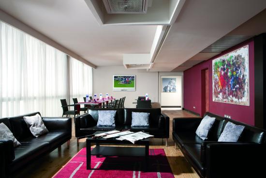 Quality Hotel Delfino Venezia Mestre: Lobby
