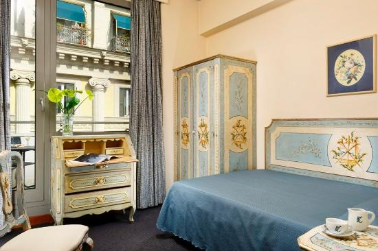 Hotel Commodore Roma : Classic Double Single Use room