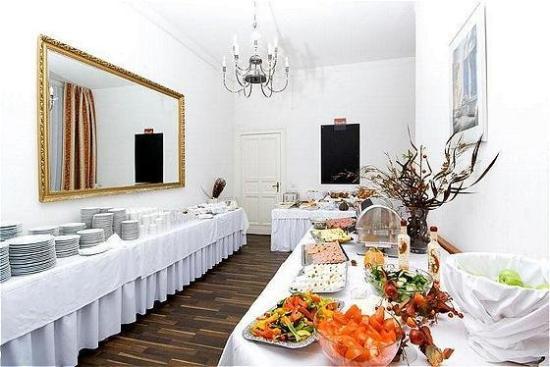 Agdal Hotel : breakfast room