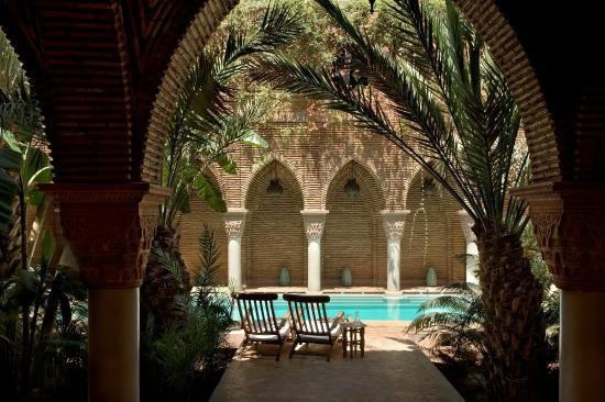 La Sultana Marrakech: Swimming pool