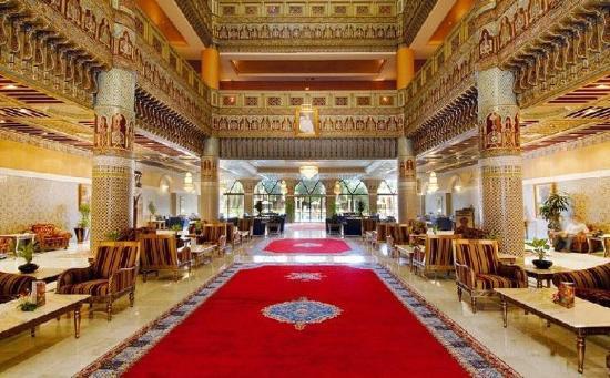 Royal Mirage Deluxe Marrakech: Interior