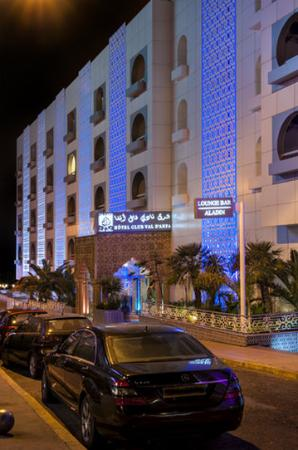 Club Val d'Anfa Hotel: Hotel Exterior