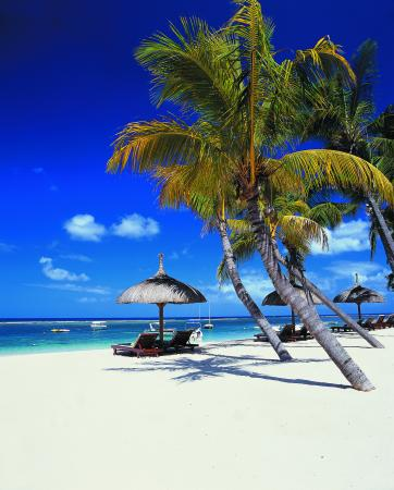 The Oberoi, Mauritius: Main Beach
