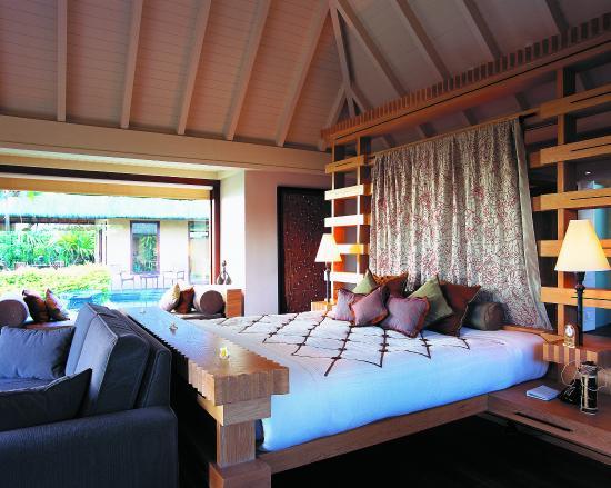 The Oberoi, Mauritius: Bedroom - Royal Villa