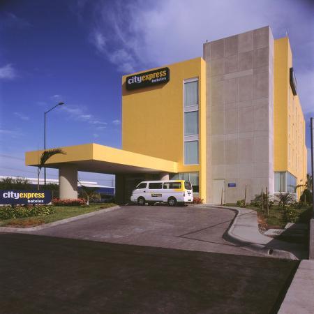 City Express Reynosa: Cityexpress Reynosa Fachada