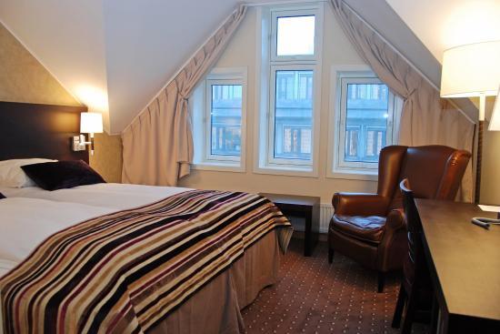 Comfort Hotel Park: Beds