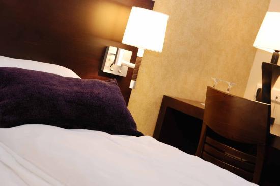 Comfort Hotel Park: Bed
