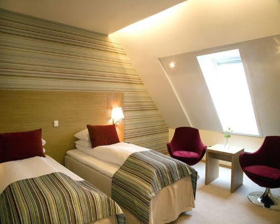 Scandic Byparken: Superior room