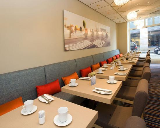 Scandic Byparken: Restaurant 2