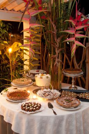 Hotel Panamonte: Dessert Table