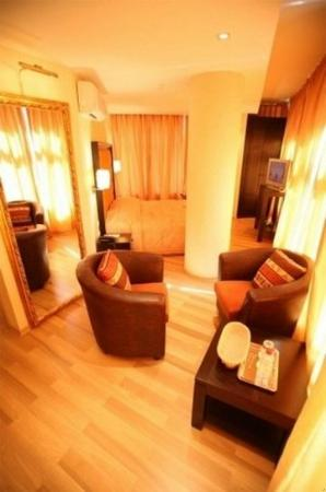 Le Boutique Hotel Moxa: Room
