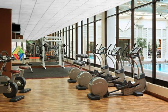 Sheraton Riyadh Hotel & Towers: Sheraton Fitness By Core Performance