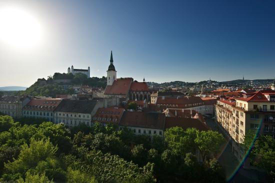 Hotel devin bratislava slovakia hotel reviews for Design hotel 21 bratislava kontakt