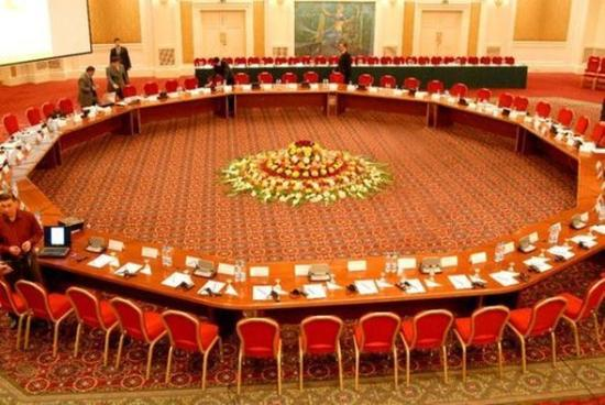 International Hotel Tashkent: Conference Hall