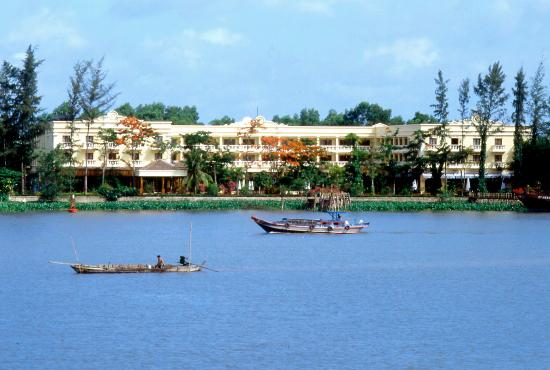 Victoria Can Tho Resort: VCTRiver View