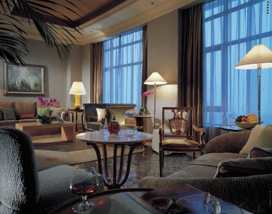 Junhua Haiyi Hotel: Presidential Suite Lounge
