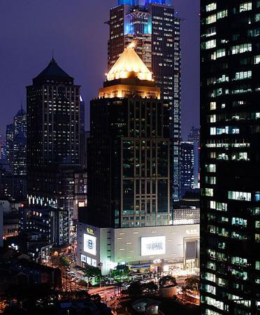 Brightel All Suites Shanghai: GT_046029_Exterior