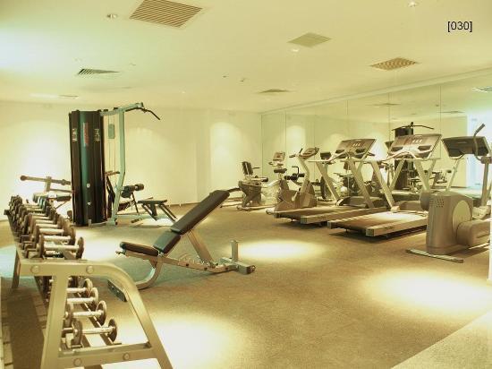 Hotel Kapok Beijing : -Gym