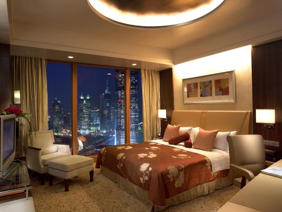 Pudong Shangri-La, East Shanghai: Executive Room in Tower 2