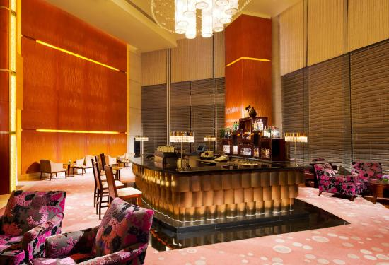 Sheraton Changsha Hotel: Lobby Lounge