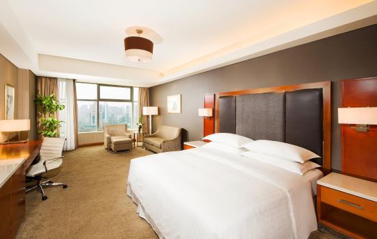 Sheraton Changsha Hotel: Deluxe Room