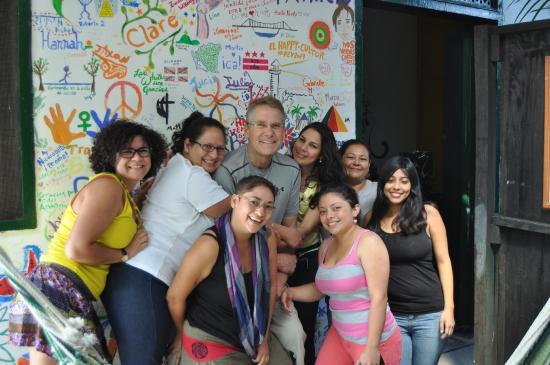 École espagnole de Matagalpa : Disfrutando