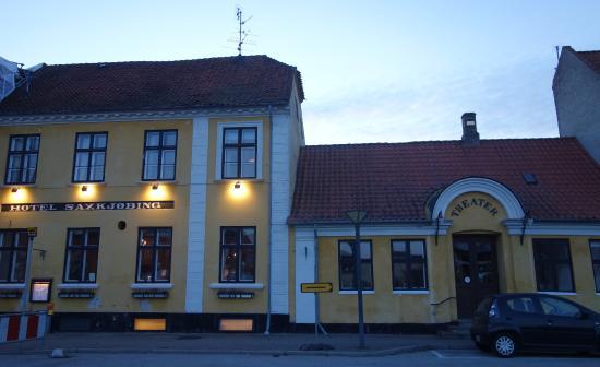 Hotel Saxkjobing: Hotel Saxkjøbing