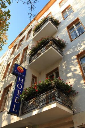 Photo of Comfort Hotel Auberge Berlin