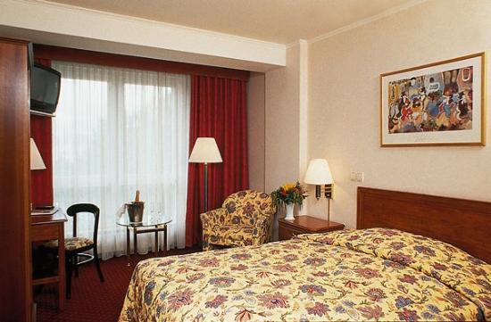 Georghof Hotel Berlin: Standard Room