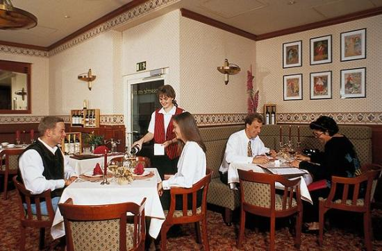 Georghof Hotel Berlin: Restaurant