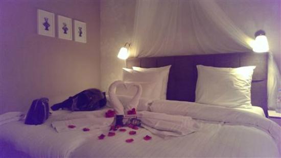 Kamer Romantisch Maken : romantisch - Foto van Hotel Belle-Vie, Sint ...