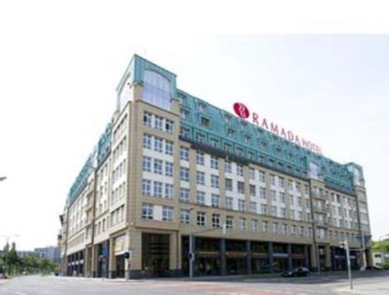 Ramada Hotel Leipzig City Centre: Welcome to the Ramada Leipzig City Centre