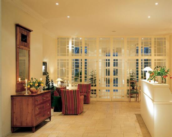 Friedrich-Franz Palais Hotel: Lounge