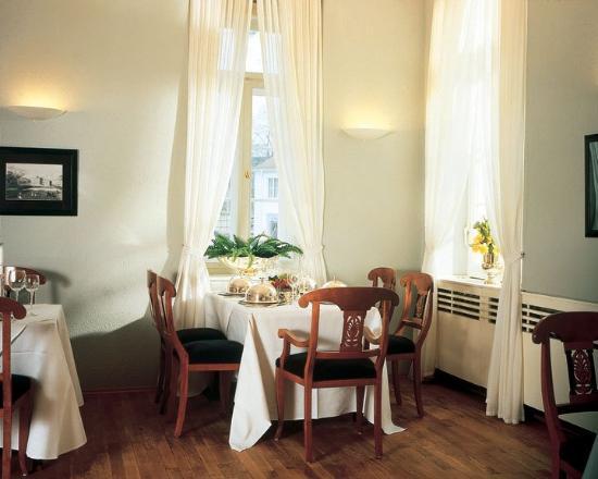 Friedrich-Franz Palais Hotel: Restaurant