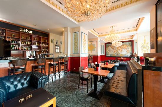 Hotel Angleterre: Bar Angleterre