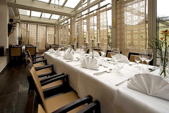 President Hotel: Restaurant