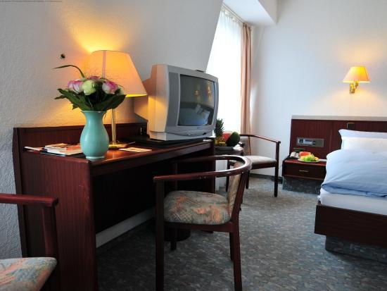 Akzent Hotel Schildsheide: Room View