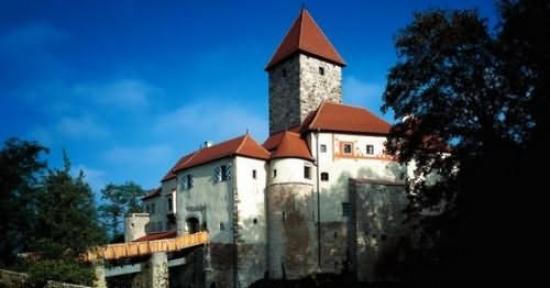 Hotel Burg Wernberg: Exterior