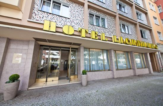 Novum Hotel Lichtburg am Kurfuerstendamm: Front