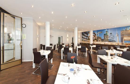 Novum Hotel Lichtburg am Kurfuerstendamm: Breakfastroom