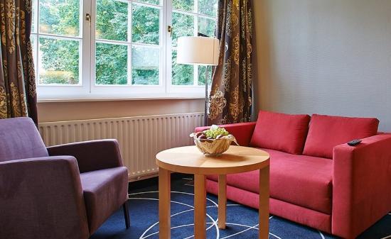 Xenios Apartments: Apartment Living Area