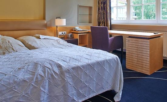 Xenios Apartments: Apartment Sleeping Area