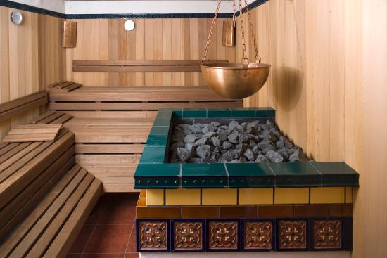 Solo Sokos Hotel Palace Bridge : Russian Sauna
